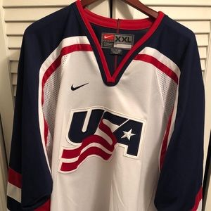 Nike USA Hockey Jersey